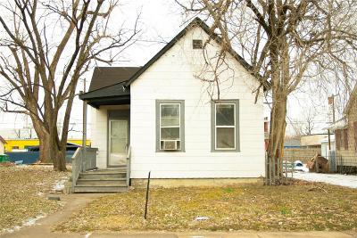 Granite City Single Family Home For Sale: 2209 Iowa
