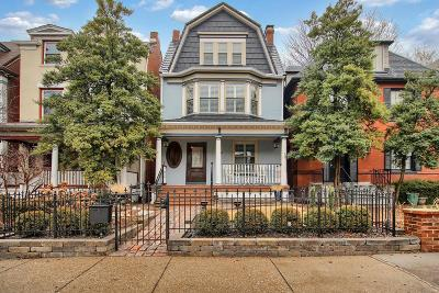 St Louis City County Single Family Home For Sale: 4615 McPherson Avenue