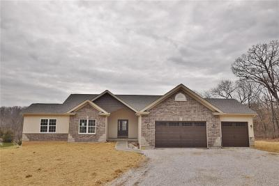 Wentzville Single Family Home For Sale: 2974 Feldewert Road