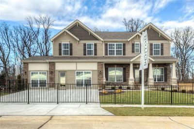 Single Family Home For Sale: 821 Bluff Brook Drive