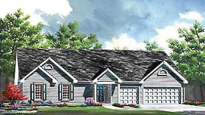 Lake St Louis Single Family Home For Sale: 2 Bblt Millcreek-Linley Flrplan