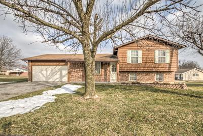Wentzville Single Family Home For Sale: 1298 Bridlespur Drive