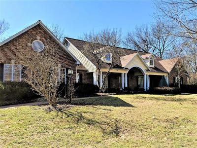 Florissant Single Family Home For Sale: 16612 Jamestown Forest Drive