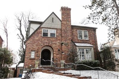 University City Single Family Home For Sale: 7434 University