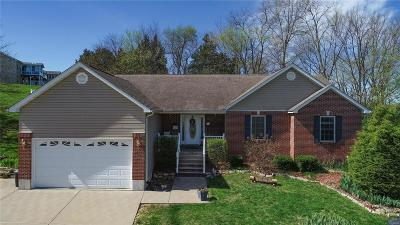 Franklin County Single Family Home For Sale: 1804 Jessica Hills Court