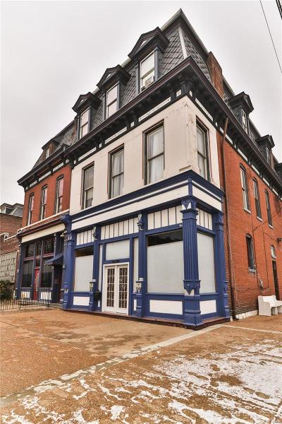 Lafayette Square Condo/Townhouse For Sale: 1803 Lafayette Avenue #B