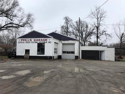 Granite City Commercial For Sale: 4197 State Route 162