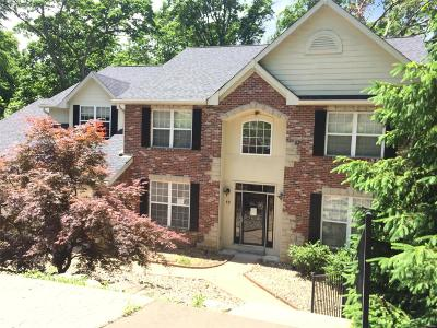 Chesterfield Single Family Home For Sale: 15 Wild Horse Way