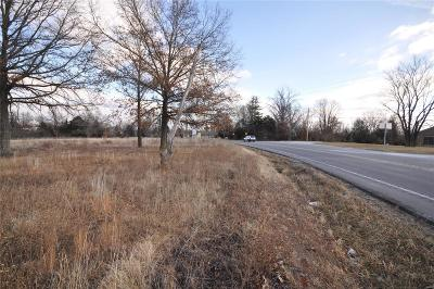 Lake St Louis Commercial For Sale: 9961 Highway N