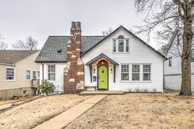 St Louis Single Family Home For Sale: 7755 Jerome Avenue
