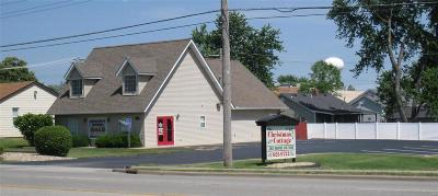 Fairview Heights Commercial For Sale: 705 Lincoln Highway
