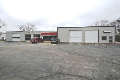 Highland Commercial For Sale: 1142 New Trenton Road