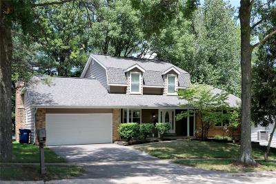 Chesterfield Single Family Home For Sale: 15659 Cedarmill