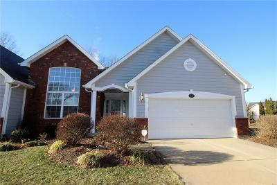 Fairview Heights Single Family Home Active Under Contract: 7347 Timberpoint Court