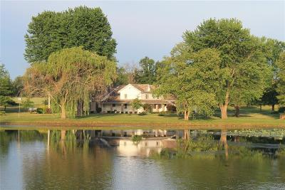 Wright City Farm For Sale: 13084 Stamer Road, 30.9 Ac
