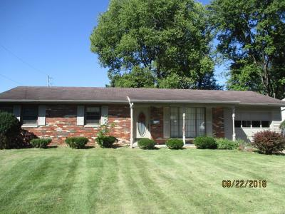 Collinsville Single Family Home For Sale: 1103 Olive Street
