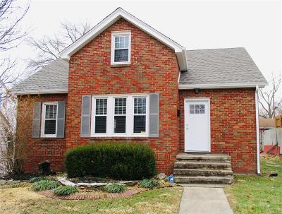 Single Family Home For Sale: 3529 Berkeley Avenue