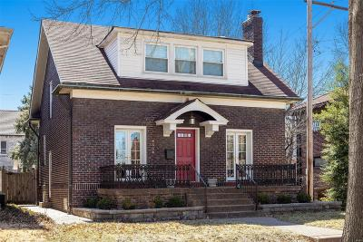 St Louis Single Family Home For Sale: 6336 Alamo Avenue