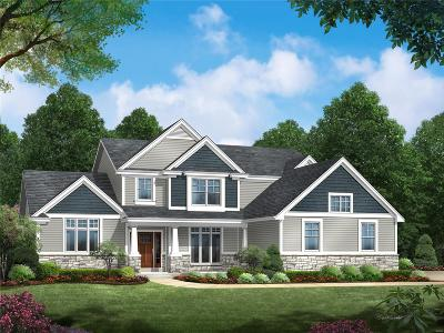 Chesterfield Single Family Home For Sale: The Provence-Bur Oaks
