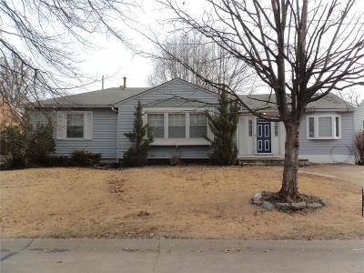 Single Family Home For Sale: 6200 Archwood Lane
