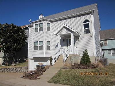 The Hill Single Family Home For Sale: 5101 Cuggiono