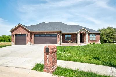 Mascoutah Single Family Home For Sale: 203 Kiln Court