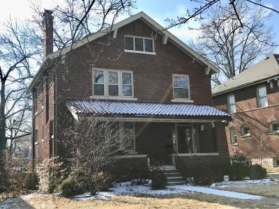 Single Family Home For Sale: 6946 Kingsbury Boulevard
