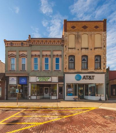 Commercial For Sale: 502 West Side Square