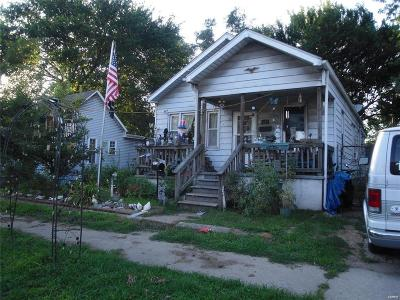 Granite City Single Family Home For Sale: 2511 East 24th Street