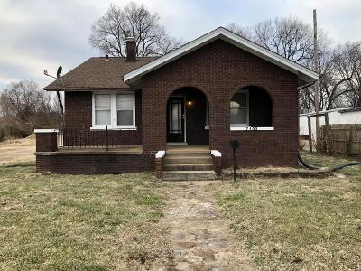 Single Family Home For Sale: 7102 Old Missouri Avenue