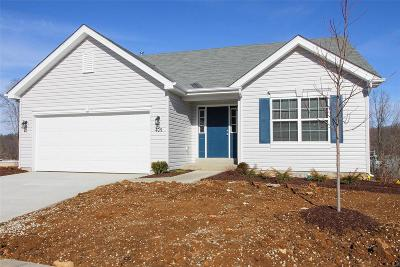 Fenton Single Family Home For Sale: 409 Timber Valley Trail