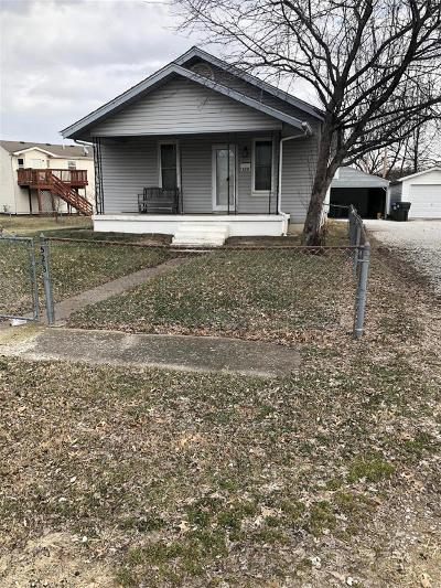 Single Family Home For Sale: 628 North 3rd Street