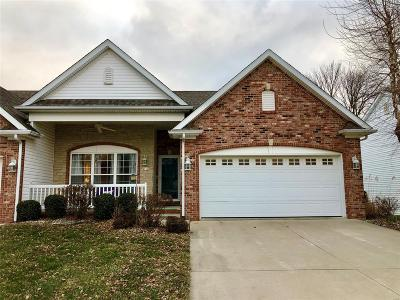 Single Family Home For Sale: 4914 Castlegate Lane