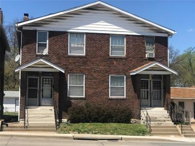 St Louis County Multi Family Home For Sale: 8719 Jennings Station Road