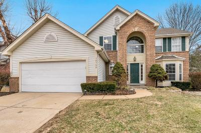 Chesterfield Single Family Home Active Under Contract: 16759 Chesterfield Manor Drive