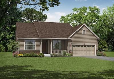 Wentzville Single Family Home For Sale: 1 Tbb-Geneva Ii @pinewoods Est