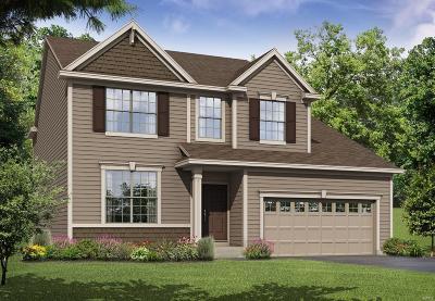Wentzville Single Family Home For Sale: 1 Tbb-Montego @pinewoods Estates