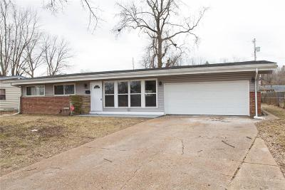 Single Family Home Active Under Contract: 10563 Murat