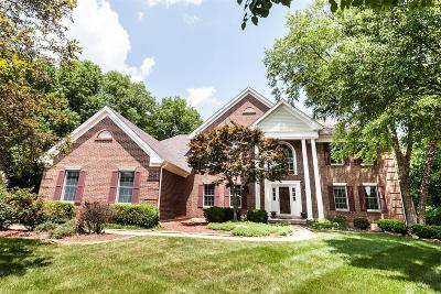 Des Peres Single Family Home For Sale: 12743 Wynfield Pines Court