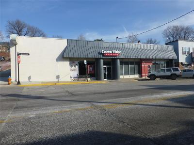 Alton Commercial For Sale: 400 East Broadway East