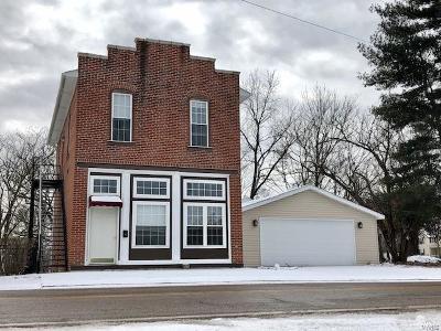 Beaufort, Leslie Single Family Home For Sale: 322 Main Street