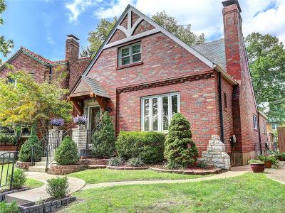St Louis City County Single Family Home For Sale: 6531 Loran Avenue