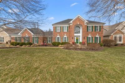 Chesterfield Single Family Home For Sale: 2739 Joyceridge Drive