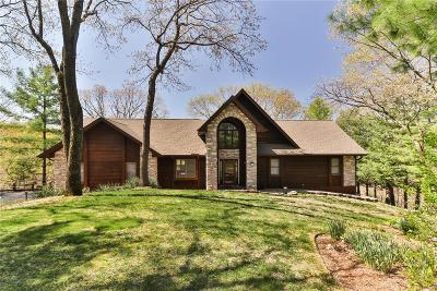 Wildwood Single Family Home Active Under Contract: 1514 Hawk Forest Road