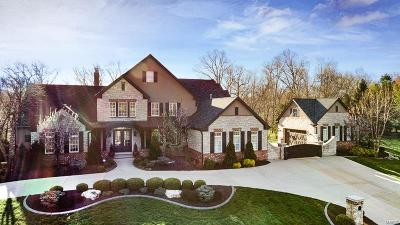 Wildwood Single Family Home For Sale: 16742 Wills Trace