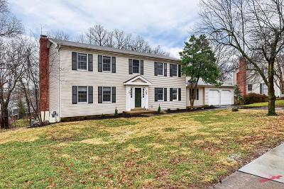 Chesterfield Single Family Home For Sale: 1570 Foxham Drive