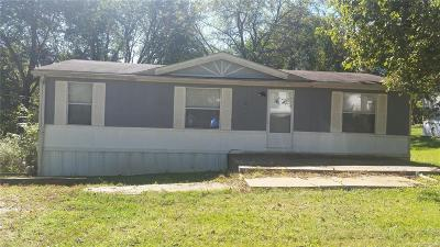 Bonne Terre MO Single Family Home For Sale: $82,500