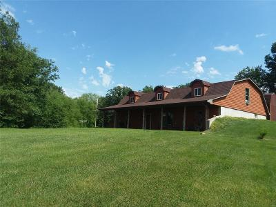 Monroe County Single Family Home For Sale: 100 Maple St