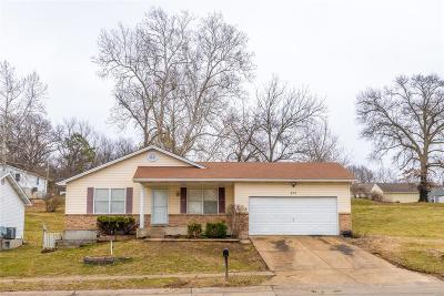 Jefferson County Single Family Home Active Under Contract: 928 Valentine