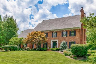 Frontenac Single Family Home For Sale: 476 Steeplechase Lane